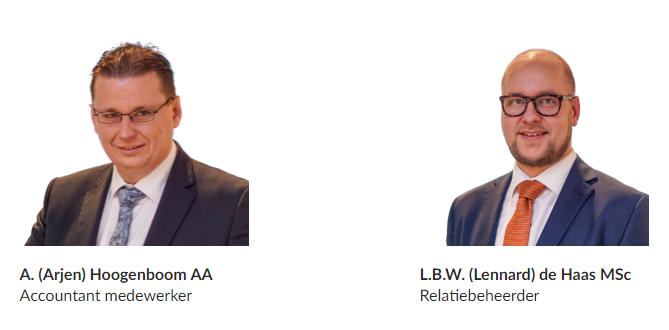 Medewerkers Van Ree Accountants - Nieuwegein